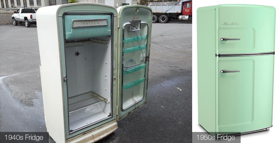 50S fridge